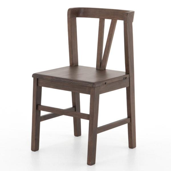 daisy dining chair burnt oak