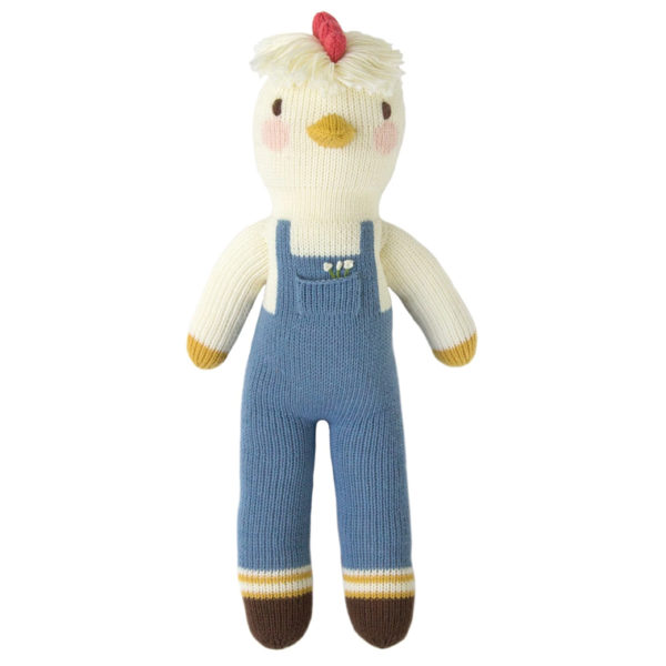 benedict the chicken doll 1