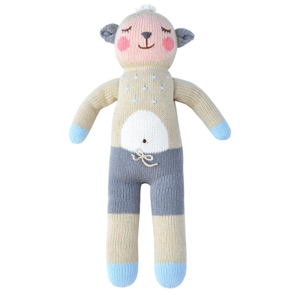 wooly the sheep doll 1