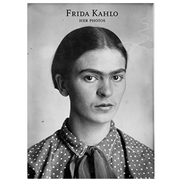 frida kahlo her photos book