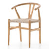 muestra dining chair natural 1