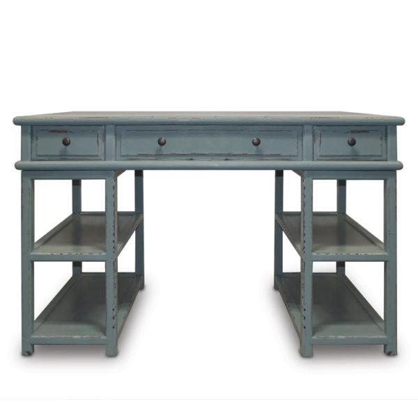 casita desk blue