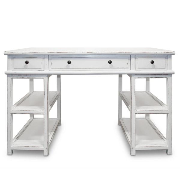 casita desk white