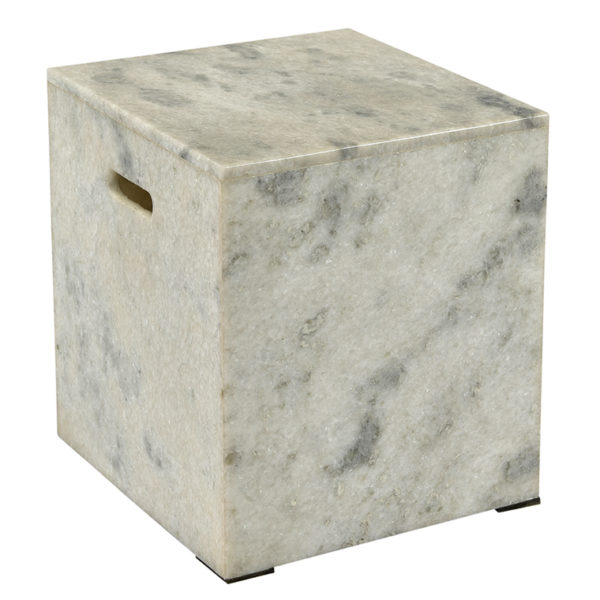 boston marble side table