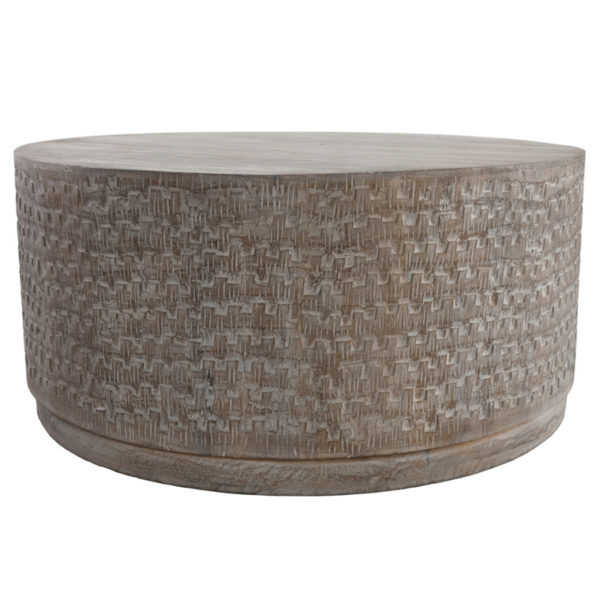 lilly barrel coffee table 1