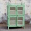 1670 green cabinet 1