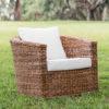 luciana armchair abaca