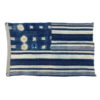Minature Indigo Flag