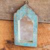 Blue ooak mirror 1