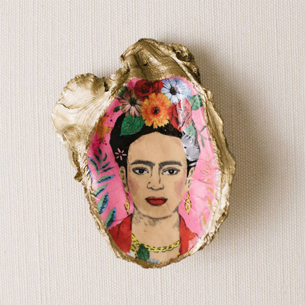 Grit and grace frida