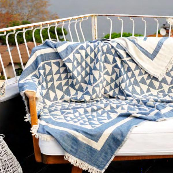 Milet Blanket Marine