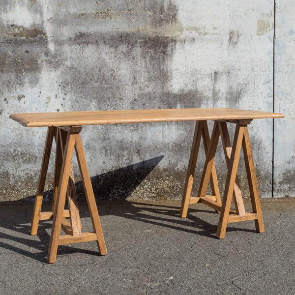 1266-CHB2001 Tullride Reclaimed Wood Desk 1
