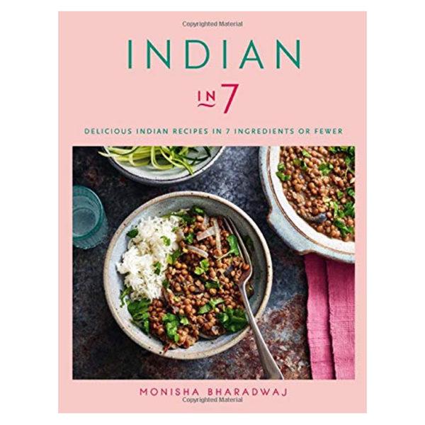 India In 7 book