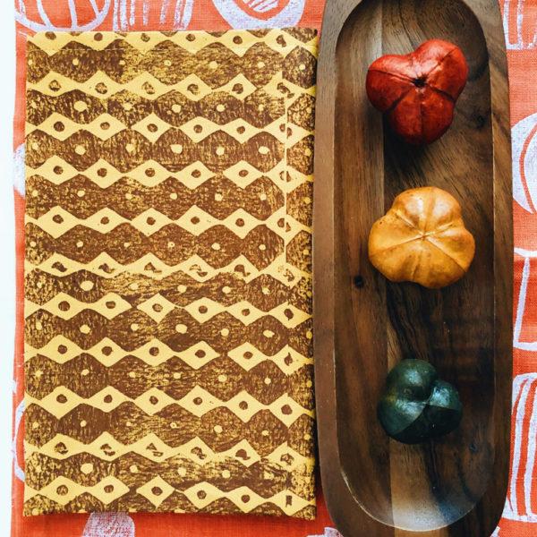 morocco inspired napkin 3