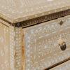 bleached bone inlay dresser 2