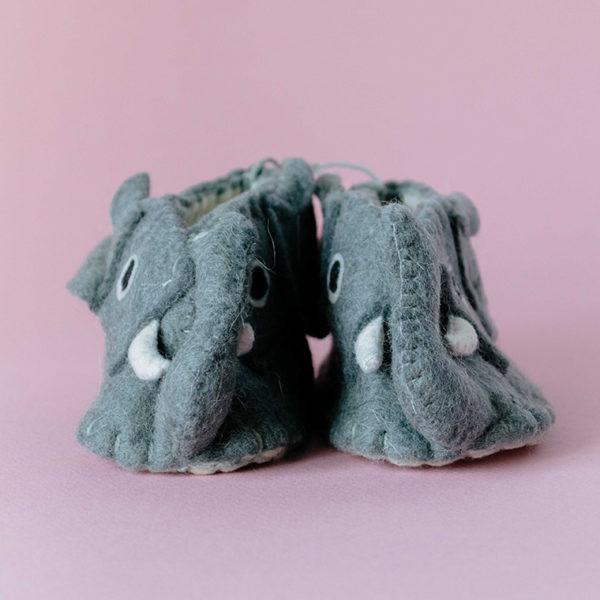 elephant booties 1