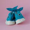 shark booties 1