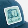 Celadon Hat 4
