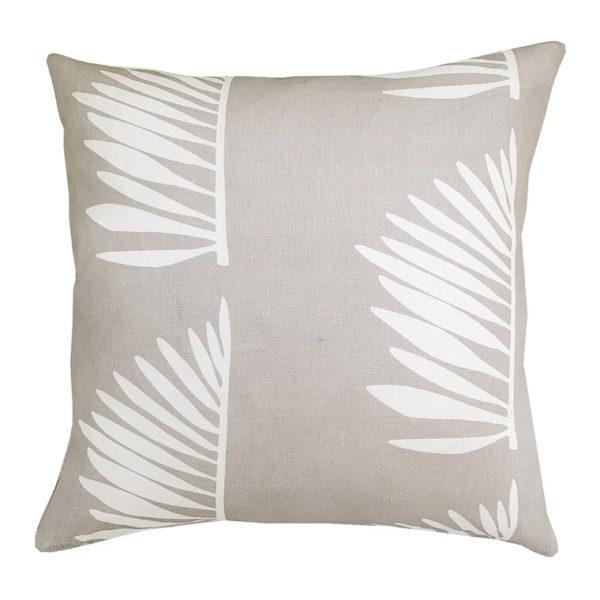 emily daws pillow palmetto tan