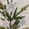 olivia sangster ornament snowflake