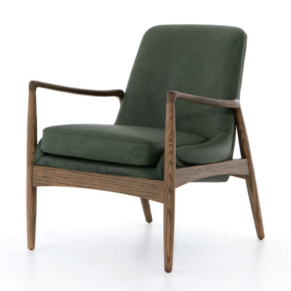 braden chair green