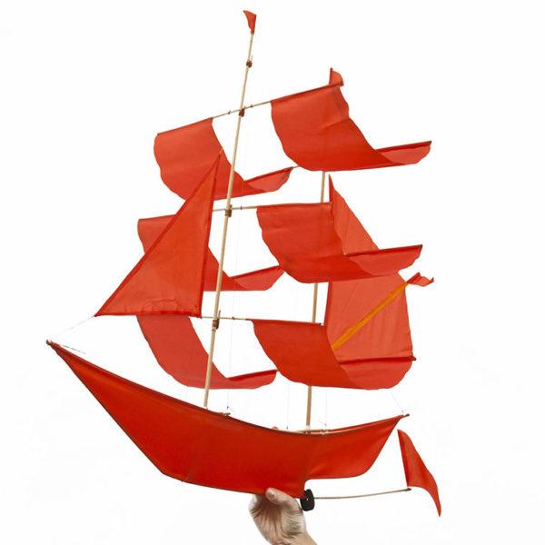 flame-ship-kite