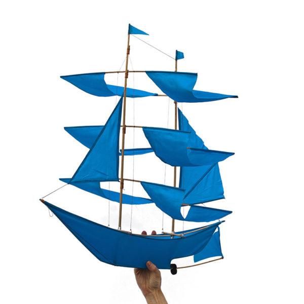 blue-ship-kite