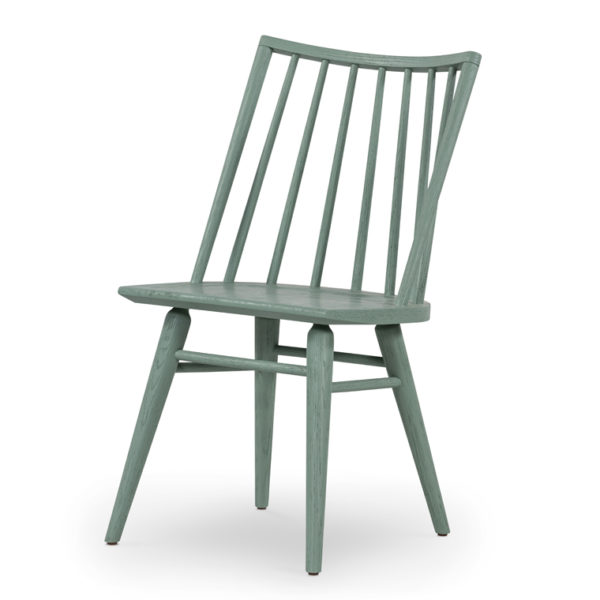 lewis chair green