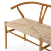 muestra dining bench natural 3