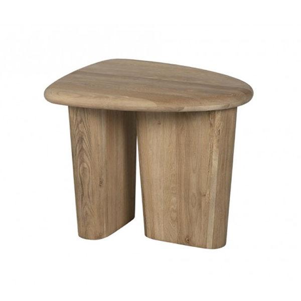 laurel side table natural