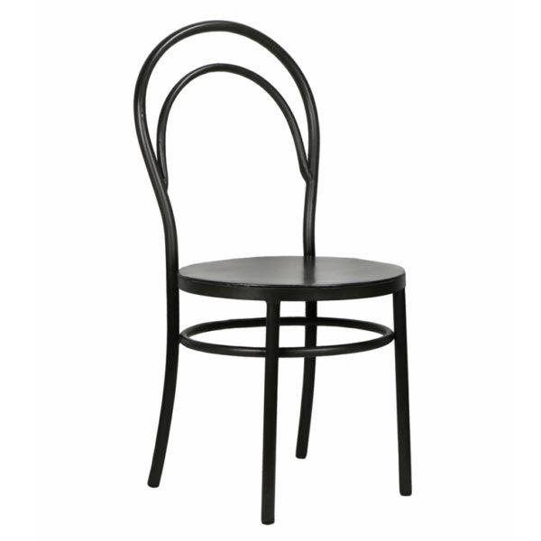 menz chair gunmetal