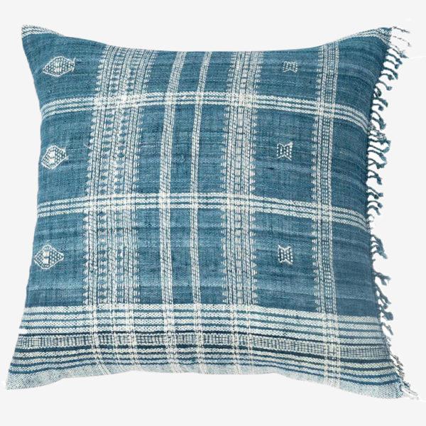 Akriti Indigo pillow