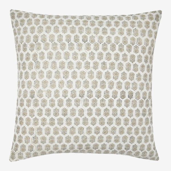 Tulsi White pillow