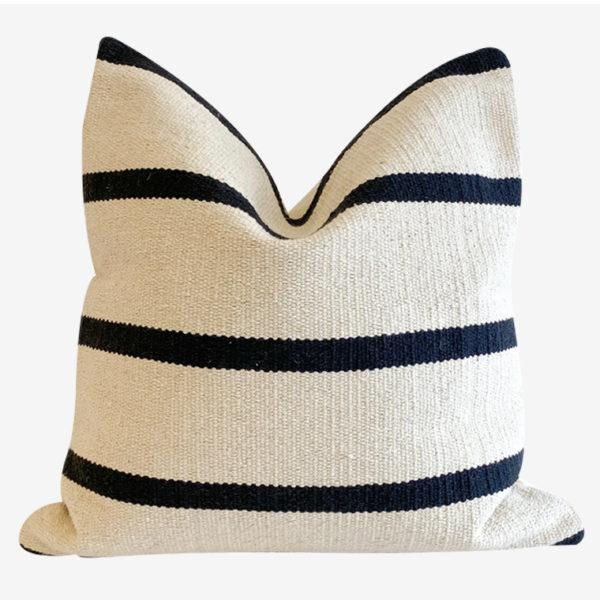 striped pillow 1