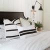 striped pillow 2