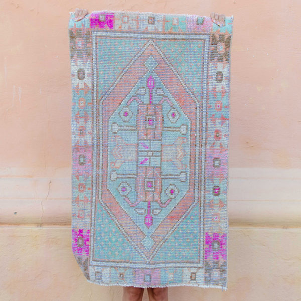 vintage rug 7-1