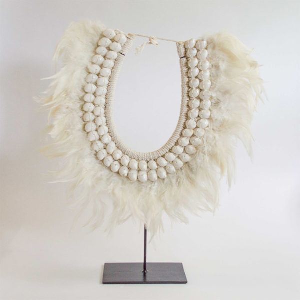 2213 balinese necklace feather 2