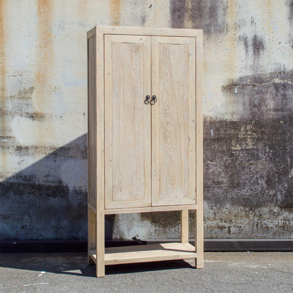 1292 natural tall cabinet