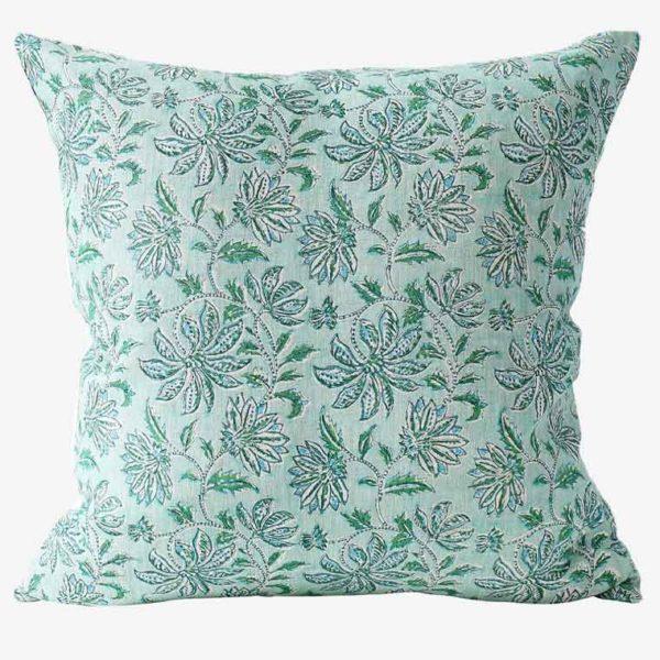 Uluwatu-Emerald-Linen-Cushion-