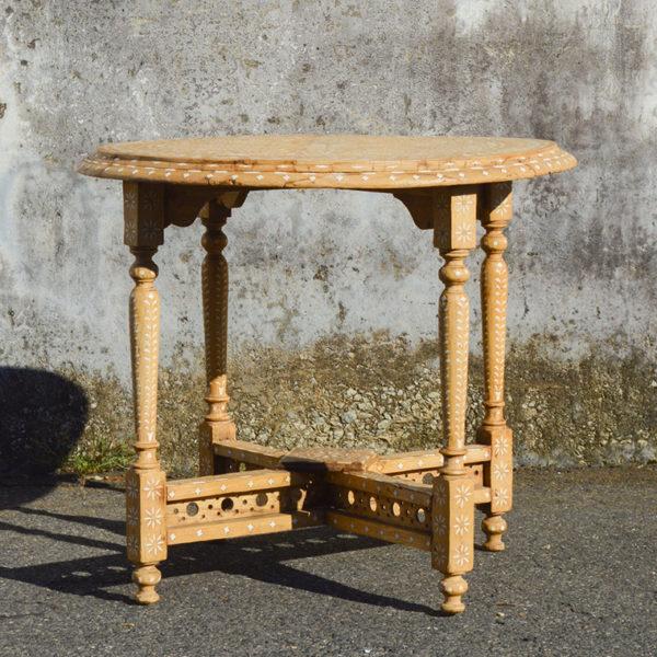 bone inlay table 1