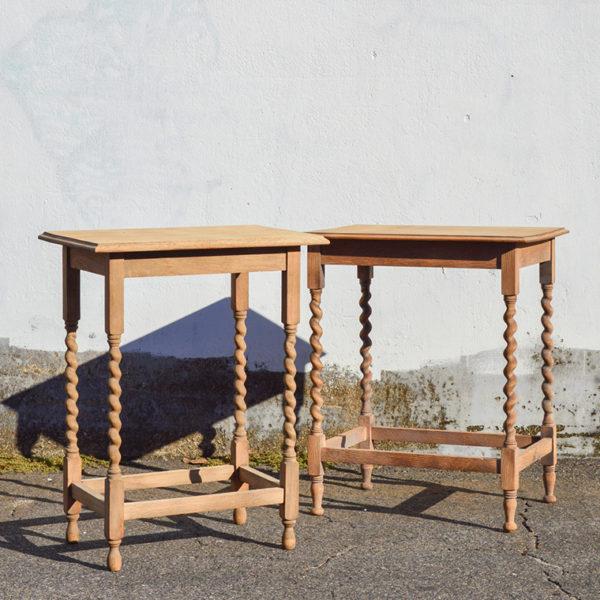 barley twist tables
