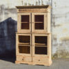 bone inlay cabinet