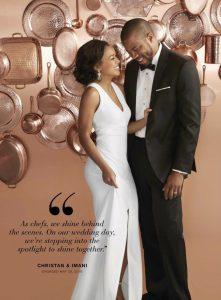 Brides USA Magazine - February March 2017 - Chef Christan Willis