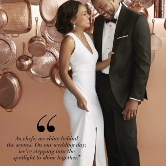 Brides USA Magazine - February March 2017 - Chef Christan Willis