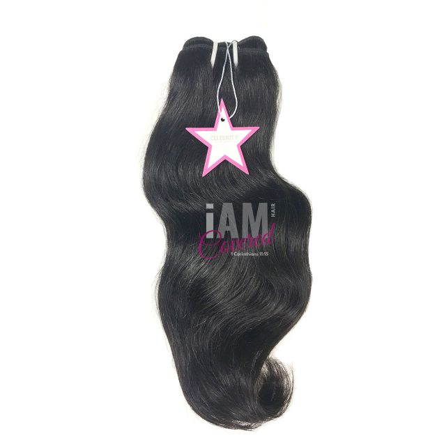 Raw Indian Temple Straight Hair Extensions After Co-Wash