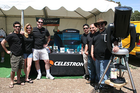 Celestron Team at the RTMC 2007