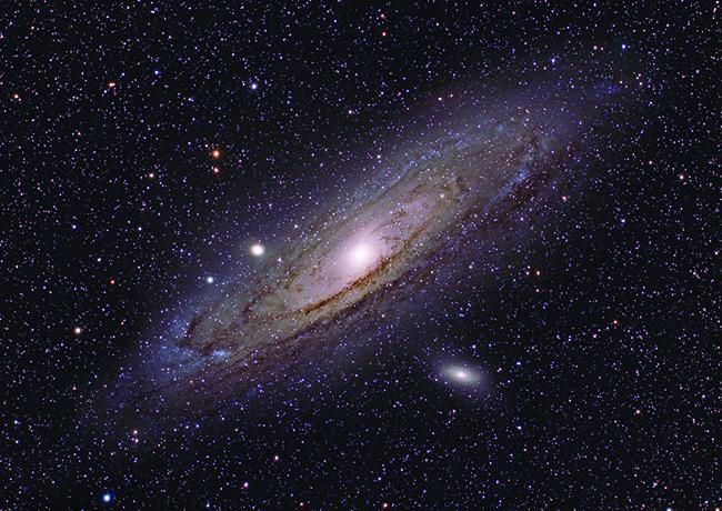 Andromeda Galaxy - John Davis