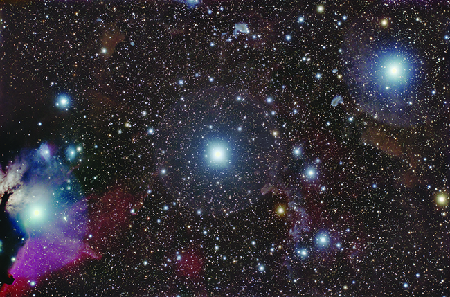 Orion's Belt - John Davis