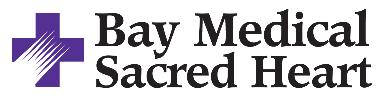 Website Sponsor - Bay Medical Sacred Heart - click to go to their website
