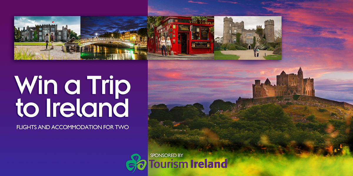 Win Trip Ireland